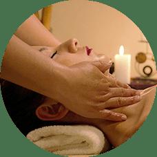 Odładzający masaż japoński